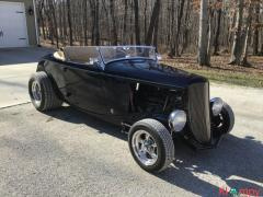 1933 Ford 40 Roadster Hot Rod - Image 18/20
