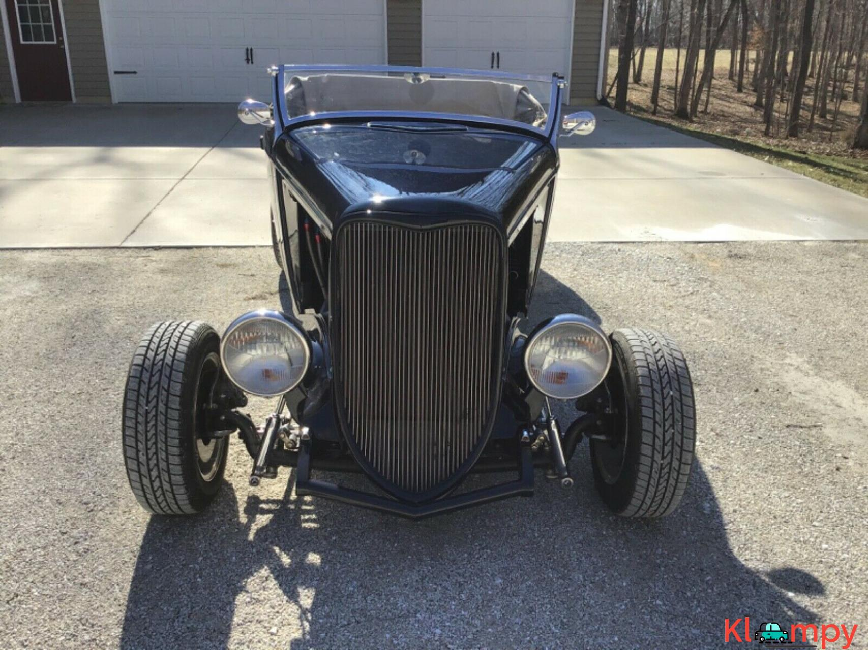1933 Ford 40 Roadster Hot Rod - 19/20