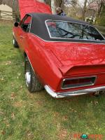 1967 Chevrolet Camaro RS Red RWD - Image 5/20