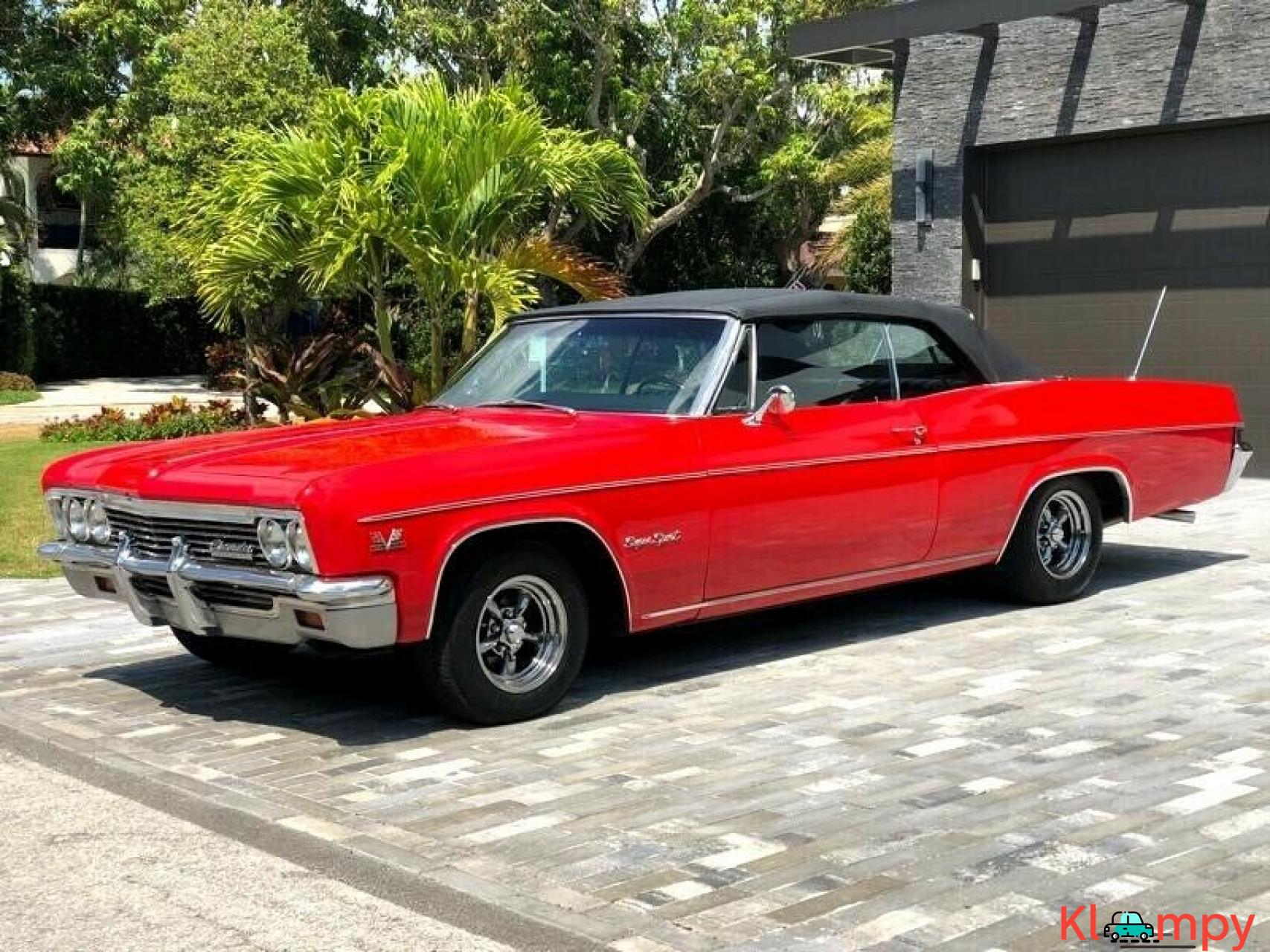 1966 Chevrolet Impala MATCHING NUMBERS PWR - 1/20