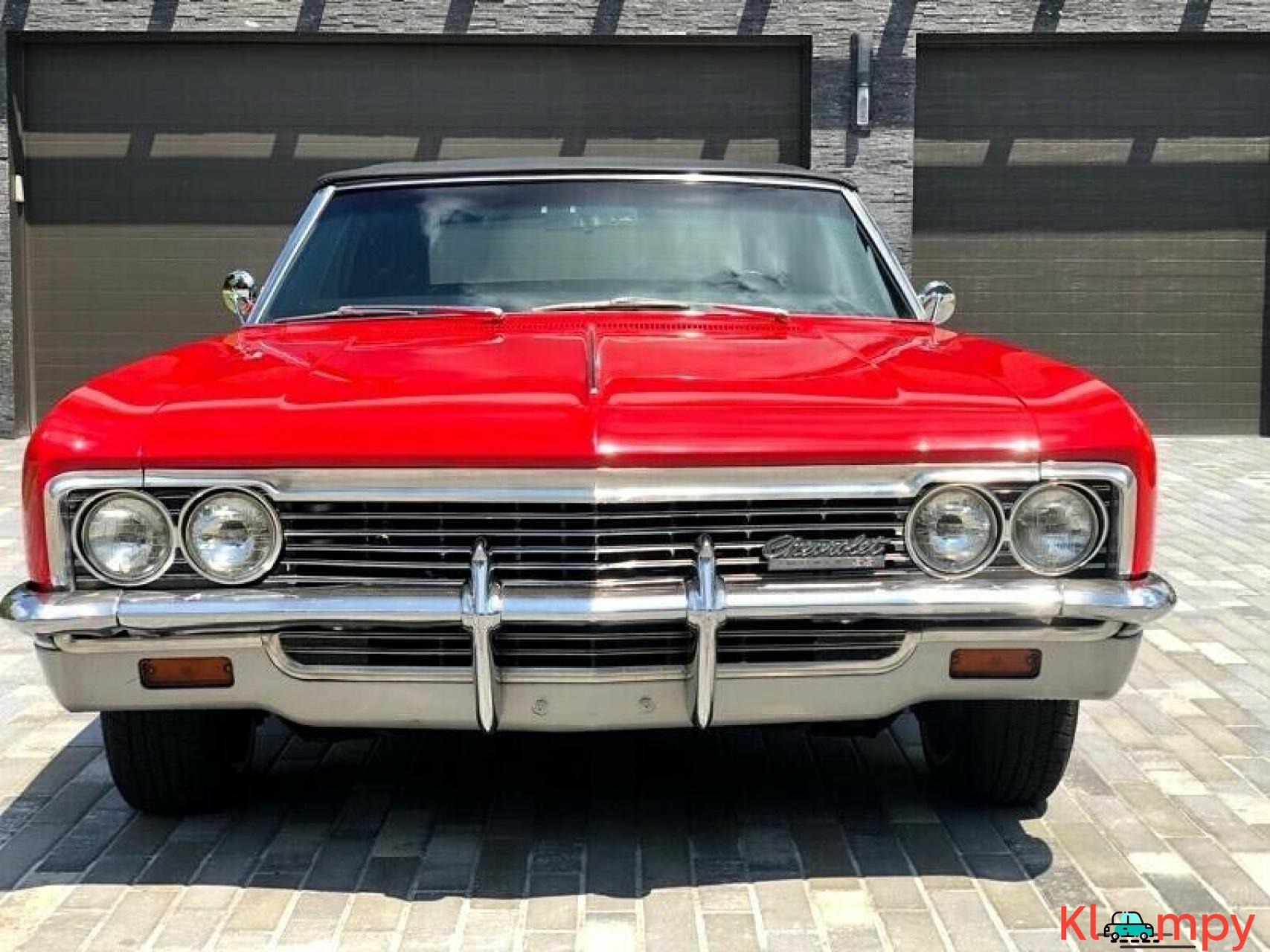 1966 Chevrolet Impala MATCHING NUMBERS PWR - 2/20