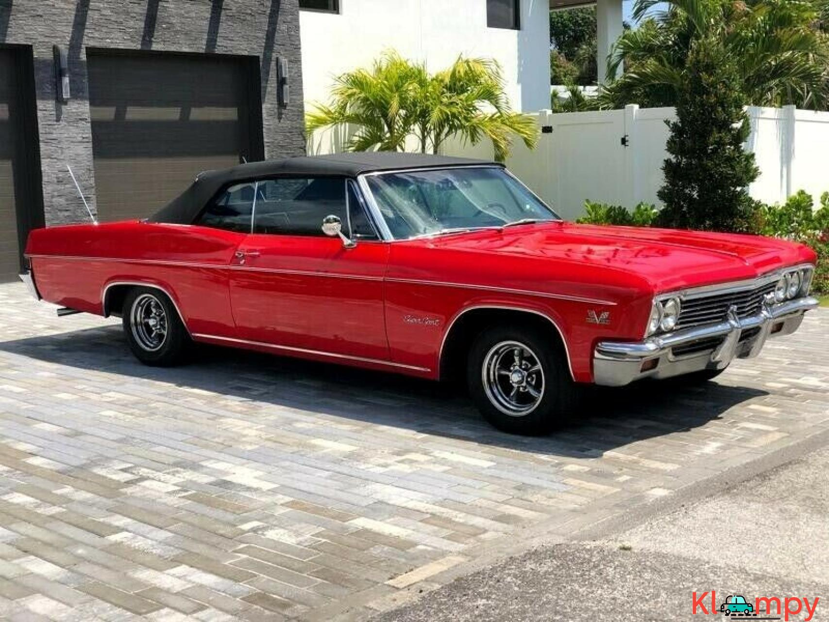 1966 Chevrolet Impala MATCHING NUMBERS PWR - 3/20