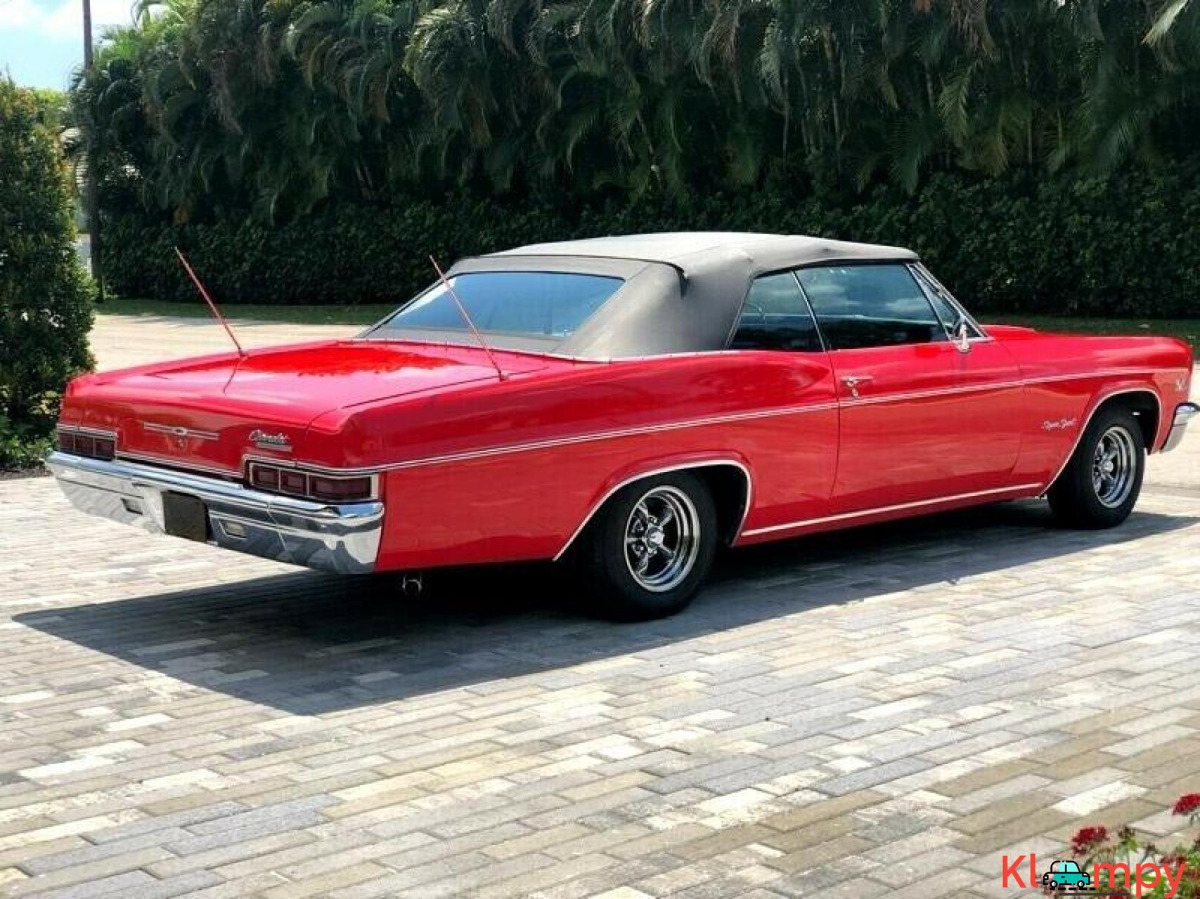 1966 Chevrolet Impala MATCHING NUMBERS PWR - 6/20