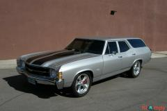 1971 Chevrolet Chevelle Nomad SS  ZZ502 - Image 1/20