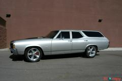 1971 Chevrolet Chevelle Nomad SS  ZZ502 - Image 2/20