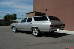 1971 Chevrolet Chevelle Nomad SS  ZZ502 - Image 3/20