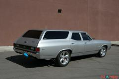 1971 Chevrolet Chevelle Nomad SS  ZZ502 - Image 4/20