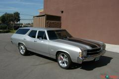1971 Chevrolet Chevelle Nomad SS  ZZ502 - Image 7/20