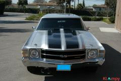 1971 Chevrolet Chevelle Nomad SS  ZZ502 - Image 8/20