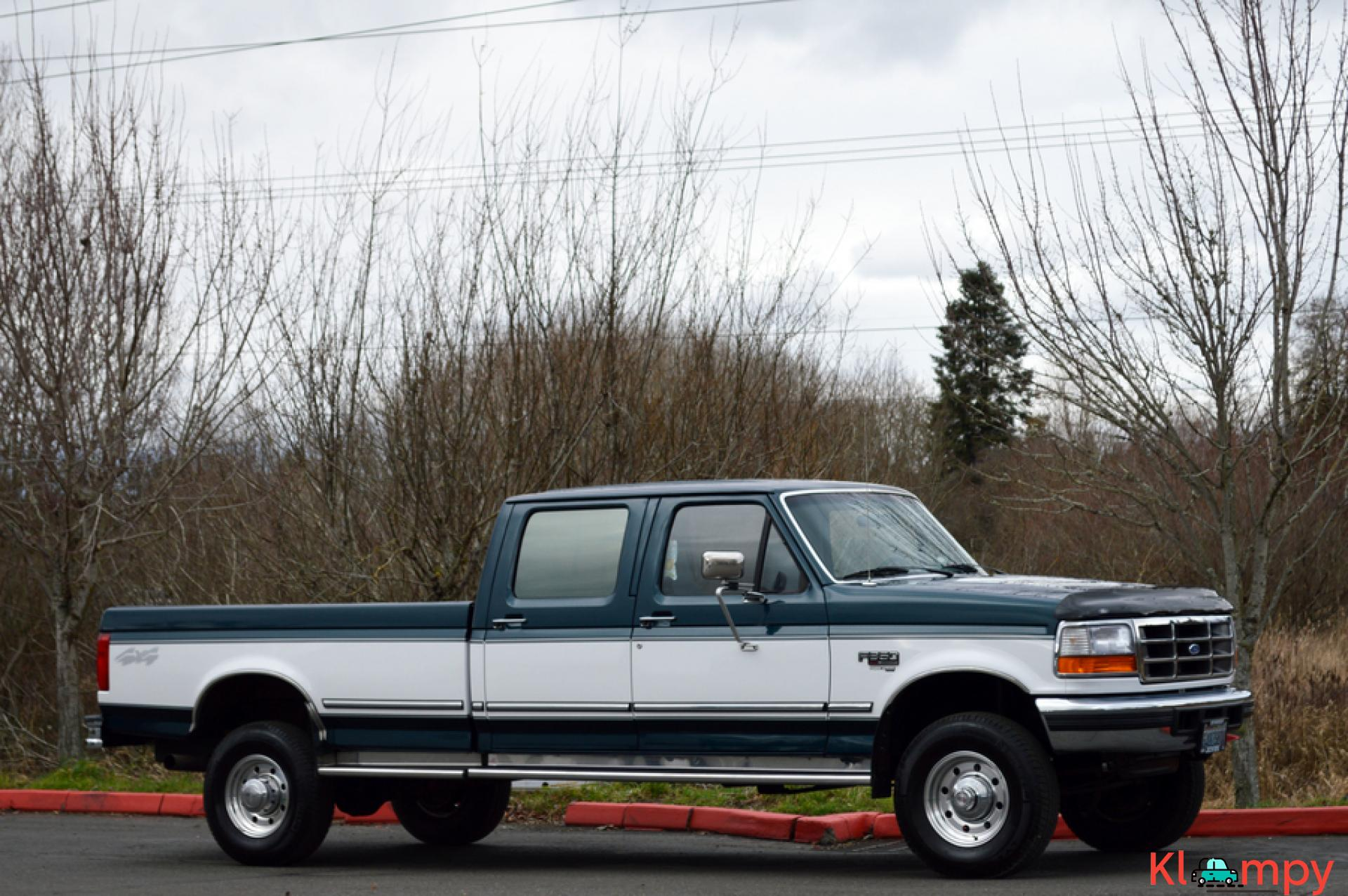 1997 FORD F-350 CREW CAB LONG BED 4WD 7.3L - 2/20