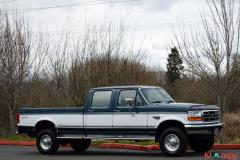 1997 FORD F-350 CREW CAB LONG BED 4WD 7.3L - Image 2/20