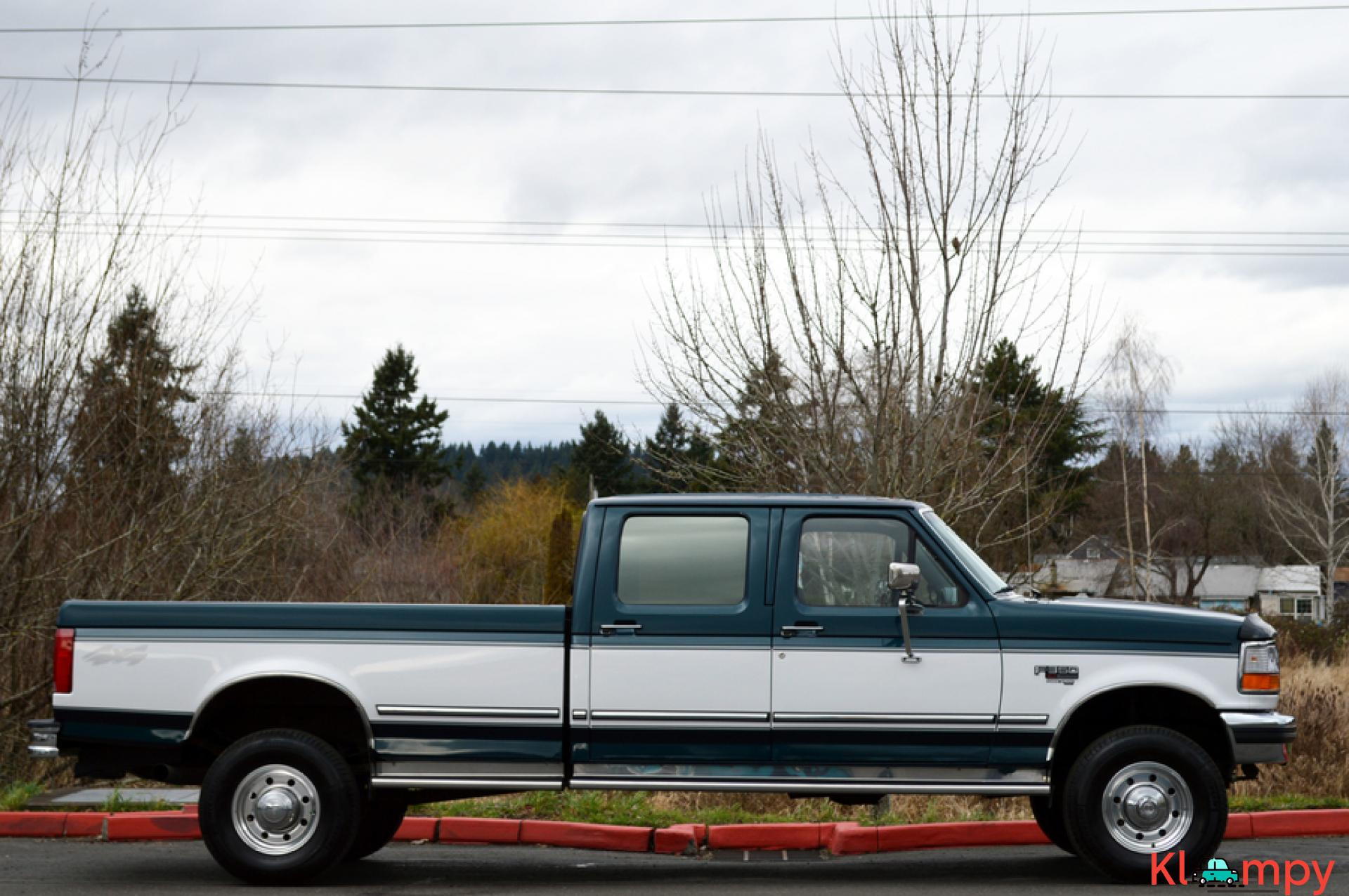 1997 FORD F-350 CREW CAB LONG BED 4WD 7.3L - 3/20