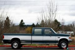 1997 FORD F-350 CREW CAB LONG BED 4WD 7.3L - Image 3/20