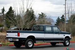 1997 FORD F-350 CREW CAB LONG BED 4WD 7.3L - Image 4/20