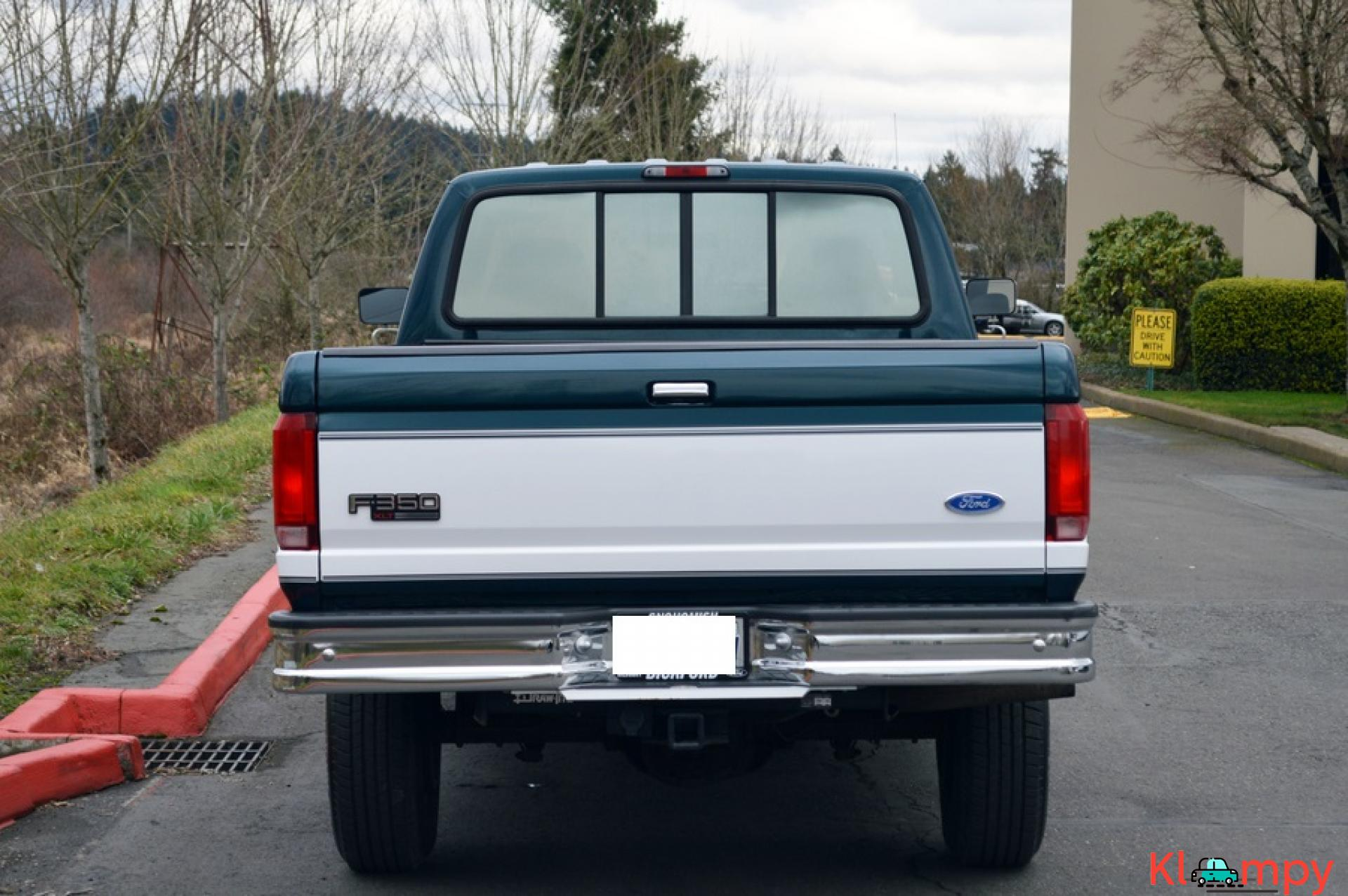 1997 FORD F-350 CREW CAB LONG BED 4WD 7.3L - 6/20