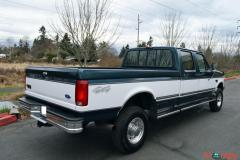 1997 FORD F-350 CREW CAB LONG BED 4WD 7.3L - Image 7/20