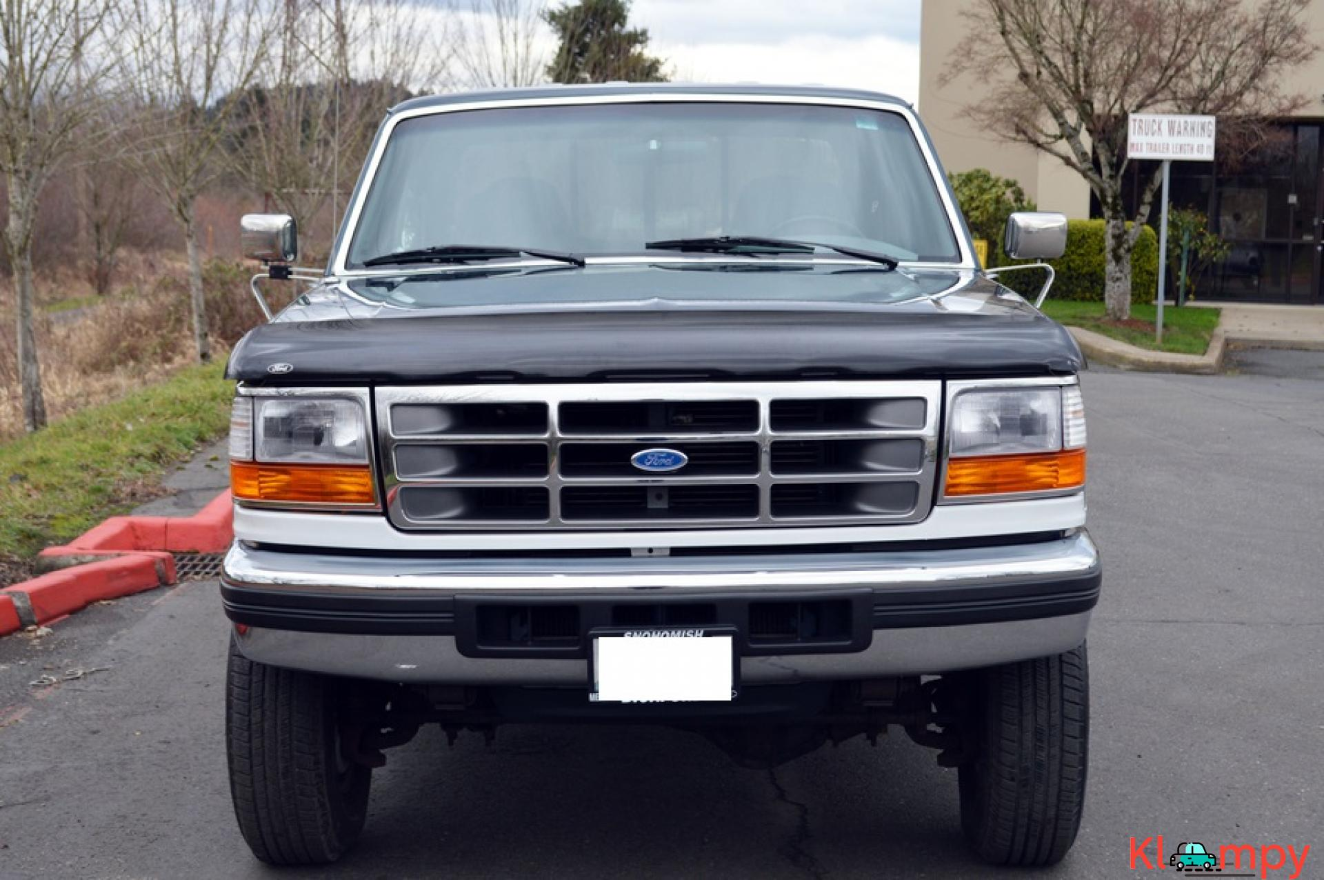 1997 FORD F-350 CREW CAB LONG BED 4WD 7.3L - 10/20
