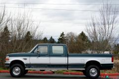 1997 FORD F-350 CREW CAB LONG BED 4WD 7.3L - Image 13/20
