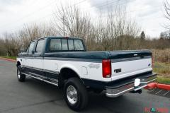 1997 FORD F-350 CREW CAB LONG BED 4WD 7.3L - Image 14/20