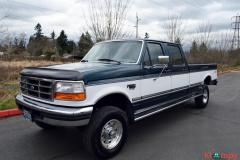 1997 FORD F-350 CREW CAB LONG BED 4WD 7.3L - Image 15/20