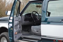 1997 FORD F-350 CREW CAB LONG BED 4WD 7.3L - Image 18/20
