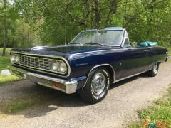 1964 Chevrolet Chevelle SS CONVERTIBLE - Image 3/20