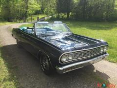 1964 Chevrolet Chevelle SS CONVERTIBLE - Image 4/20