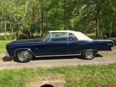 1964 Chevrolet Chevelle SS CONVERTIBLE - Image 11/20