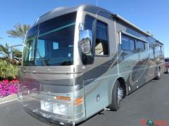 2002 American Eagle Class A Diesel 40FT