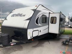2018 Forest River Vibe Extreme Lite 287QBS Travel Trailer