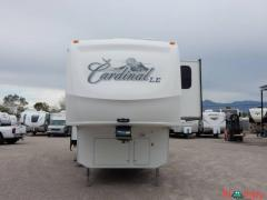 2009 Forest River Cardinal 33LE Fifth Wheel