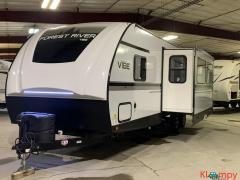 2020 Forest River Vibe Midwest 26BH Travel Trailer