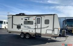2017 Forest River Micro-Lite 25BHS Travel Trailer