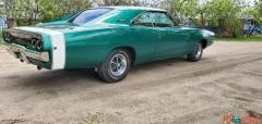 1968 Dodge Charger RWD