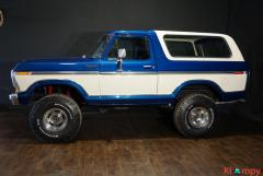 1979 Ford Bronco 400 Classic 4x4