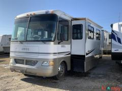 2004 Holiday Rambler Admiral 37PCT Class A