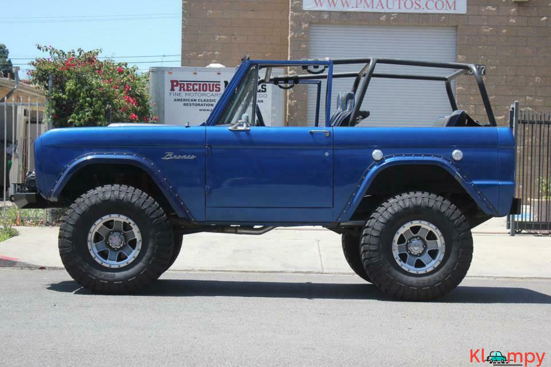 1975 Ford Bronco 5.0 Fuel Injected Power - Kloompy