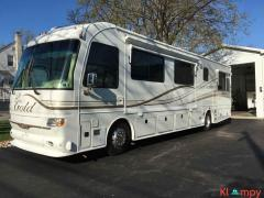 2005 Alfa Gold Double Slide Deluxe Class A