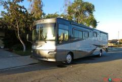 2004 Itasca Meridian 39W Class A