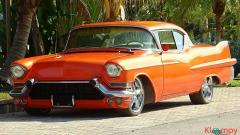 1957 Cadillac DeVille ROLLED