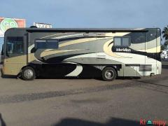2010 Itasca Meridian 34Y Class A
