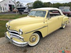 1950 Plymouth Special Deluxe P20 Manual 3-Sp