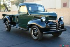 1941 Dodge Other WD-21