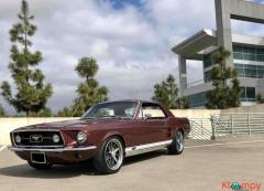 1967 Ford Mustang GT RWD Restored