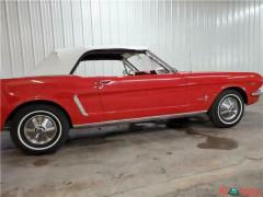 1965 Ford Mustang Rear Wheel Drive - Image 2/20