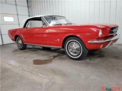 1965 Ford Mustang Rear Wheel Drive - Image 3/20