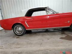 1965 Ford Mustang Rear Wheel Drive - Image 4/20