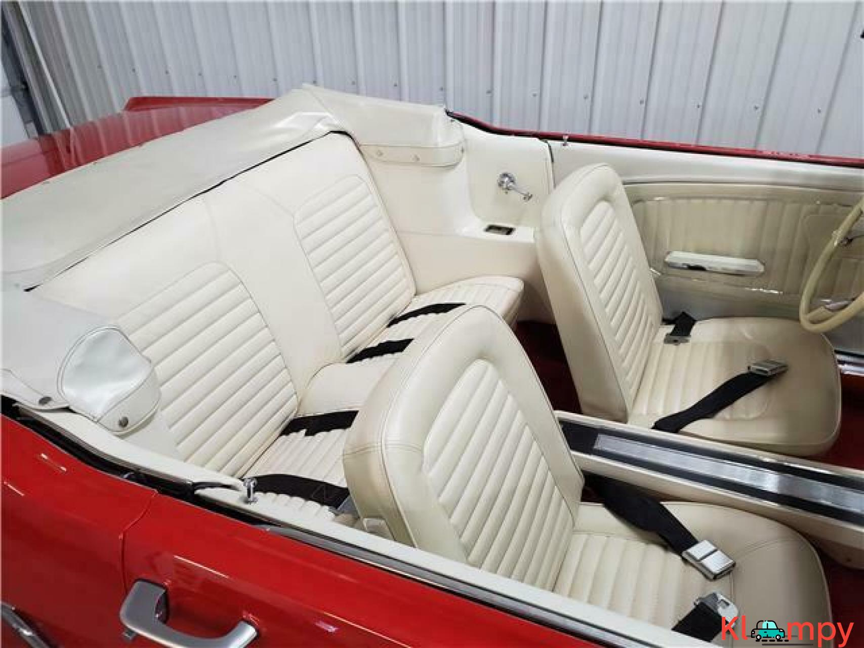 1965 Ford Mustang Rear Wheel Drive - 7/20