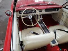 1965 Ford Mustang Rear Wheel Drive - Image 8/20