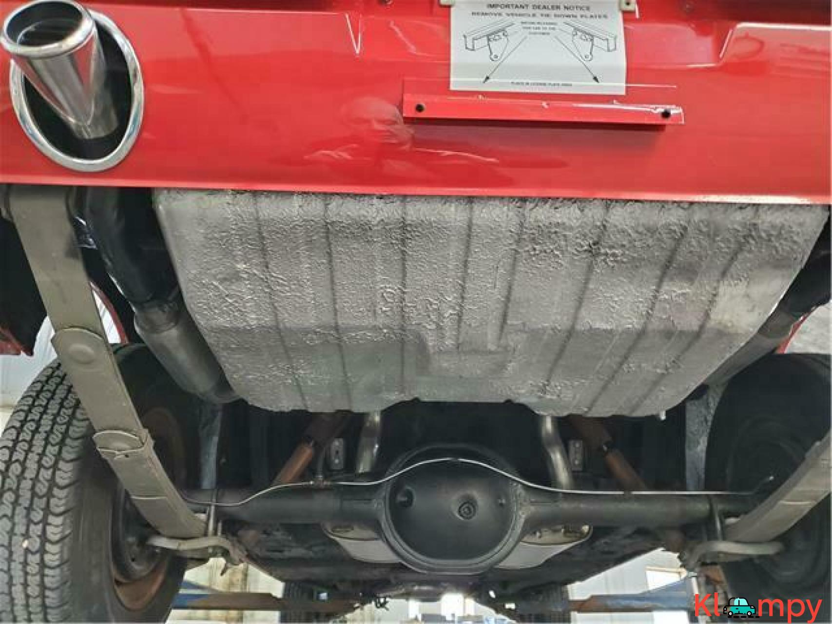 1965 Ford Mustang Rear Wheel Drive - 14/20